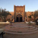 サハラ砂漠の町メルズーガで泊まったおすすめのリヤドと砂漠ツアー