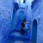 モロッコに来たら必ず訪れるべき!街全体が青い街シャウエンの魅力